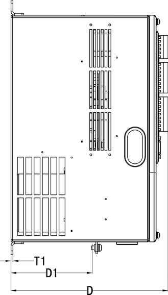 VA−M 机床主轴伺服驱动器